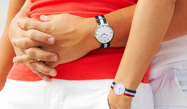 BROOKIANA腕時計