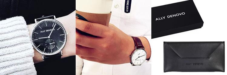 ALLY DENOVO腕時計