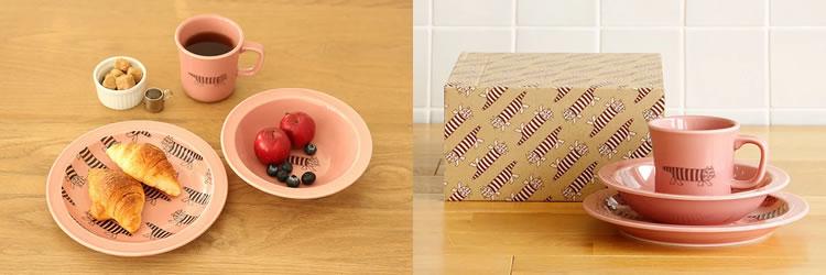 リサ・ラーソンの食器セット