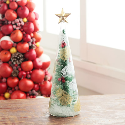 クリスマスツリー型ライト