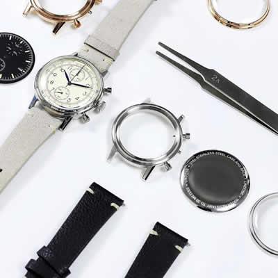 オーダーメイド腕時計UNDONE